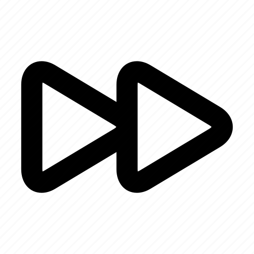 controlls, forward, gui, media, track, web icon
