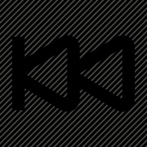 controlls, gui, media, previous, track, web icon