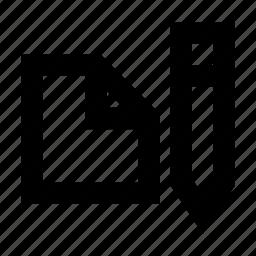 draw, gui, notes, pen, web icon
