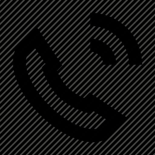 call, contact, gui, phone, web icon