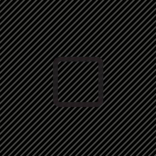 brake, hold, interface, pause, stop icon