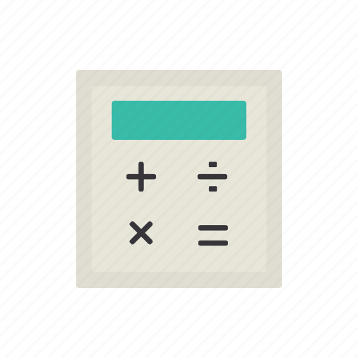 calculation, calculator, counting, interface icon