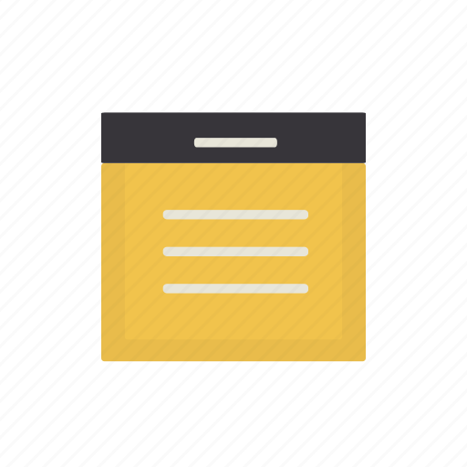 data, diary, information, interface, notebook icon