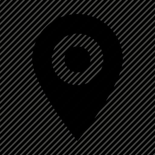 gui, location, map, marker, pin, web icon
