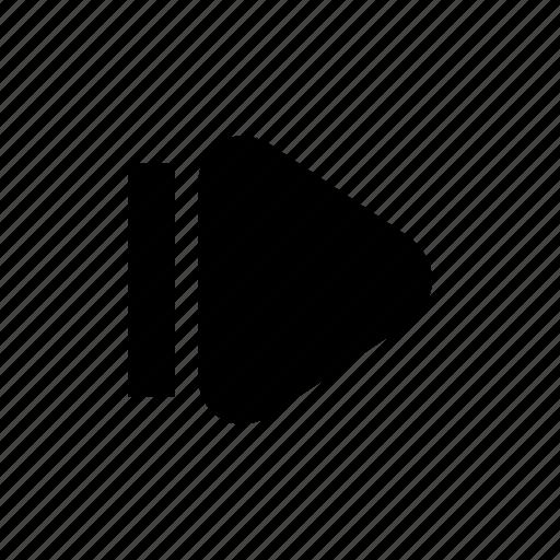 controlls, forward, gui, media, slomo, web icon