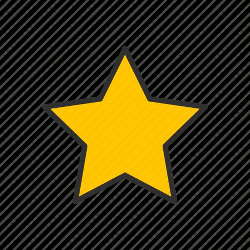 adobe tool, shape, shape tool, star icon