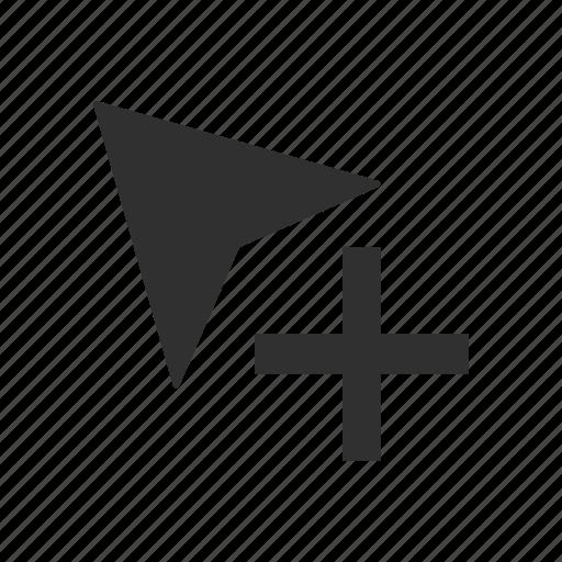 adobe, arrow, group selection tool, photoshop icon