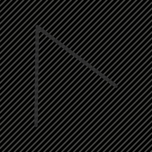 adobe, anchor point, arrow, triangle icon