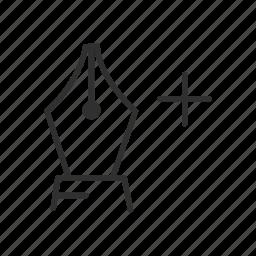 add anchor tool, adobe, pen tool, photoshop icon