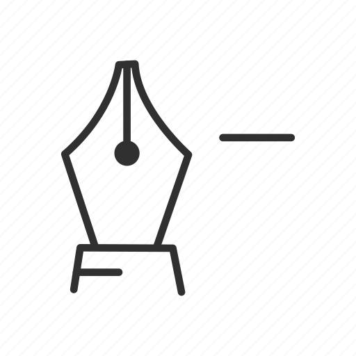 adobe illustrator, delete anchor tool, pen tool, photoshop icon