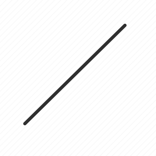 adobe, line segment tool, photoshop, slant line icon