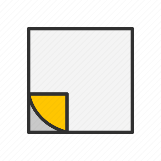 document, files, notes, paper icon