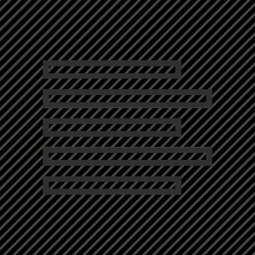 align left, align tool, alignment, text icon