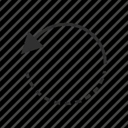 adobe tools, processing, rotate tool, rotation icon