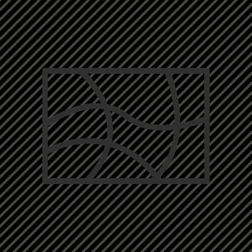 adobe tool, lines, mesh tool, photoshop icon