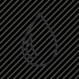 adobe tools, blur tool, photoshop, water drop icon