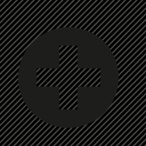 add, button icon