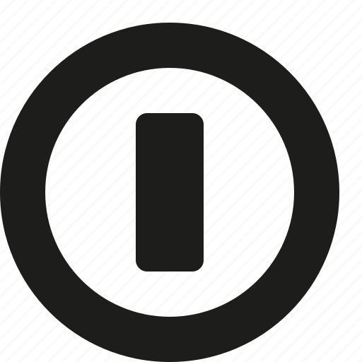 close, off icon