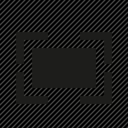 Fullscreen, make, bigger icon - Download on Iconfinder