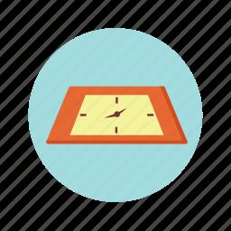 alarm, clock, interior, snack, time, timer, wait icon
