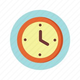 alarm, clock, interior, snack, time, timer, wait, watch icon