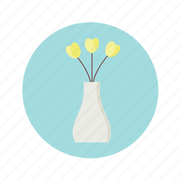 business, ecology, flower, interior, leaf, nature, office, potted icon