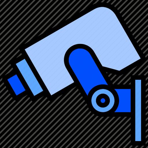 camera, cctv, private, security, vigilance, watchfulness icon