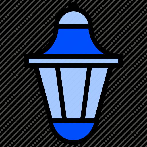 bulb, electric, garden, gardening, lamp, night icon