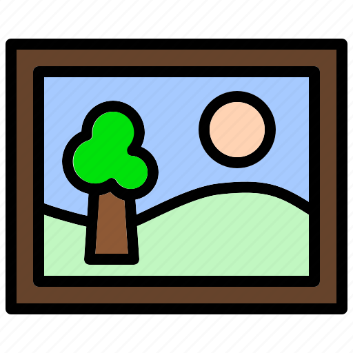 Art, image, photo, picture, print icon - Download on Iconfinder