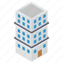 architecture, hotel building, real estate, rest house, restaurant icon