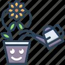 brooklyn, flowerpot, gardening, herb, houseplant, indoor, indoor gardening icon