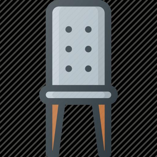 chair, decoration, furniture, interior, seat icon
