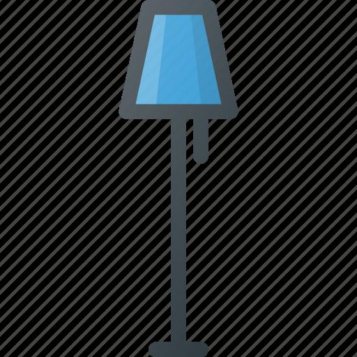 decoration, interior, lamp, light, lighting, standing icon