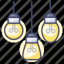 interior, lamps, light, lighting icon