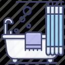 kitchen, sink, sinks icon