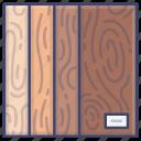 floor, interior, tiles, wood