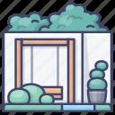 garden, gardening, outdoor, yard icon