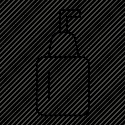 foam, foam bottle, hair foam, interior, spray bottle icon