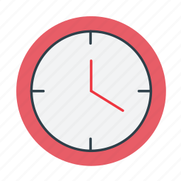 clock, deadline, interior, morning, time, wait, wall clock icon