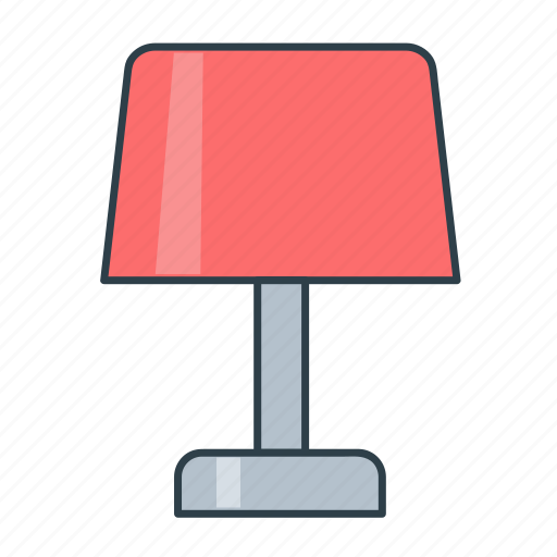 bulb, electricity, furniture, interior, lamp, light icon