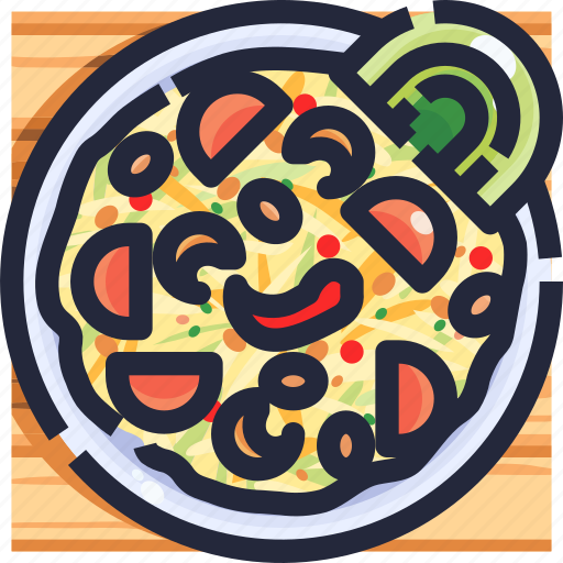 Food, som, tam, thailand icon - Download on Iconfinder