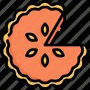 pie, bakery, meal, food, dessert