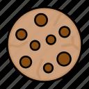international, food, cookie