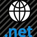 extension, globe, internet, net, online, seo, web icon