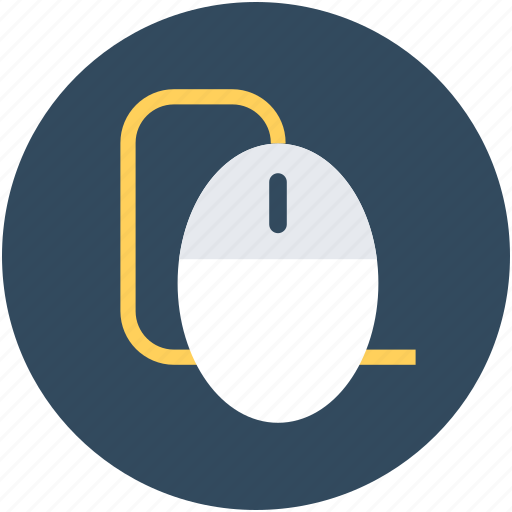 Computer hardware, computer mouse, input device, mouse, pointing device icon - Download on Iconfinder