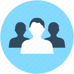 communication, community, group, social media, users icon