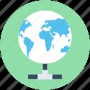 global communication, globe, internet, internet server, internet share