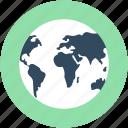 geography, globe, map, planet, world map