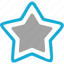 favorite, star, winner icon