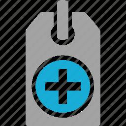 label, price, sale, sign icon